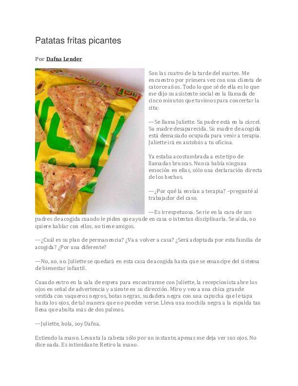 Hot Chips (Spanish)