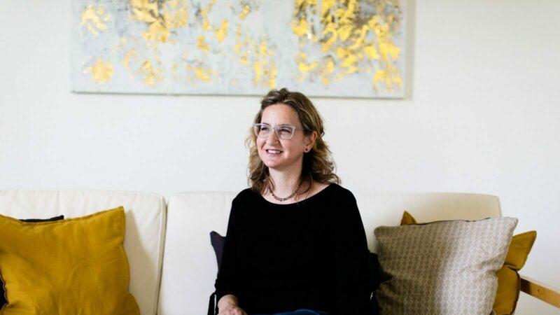 Dafna Lender Portrait