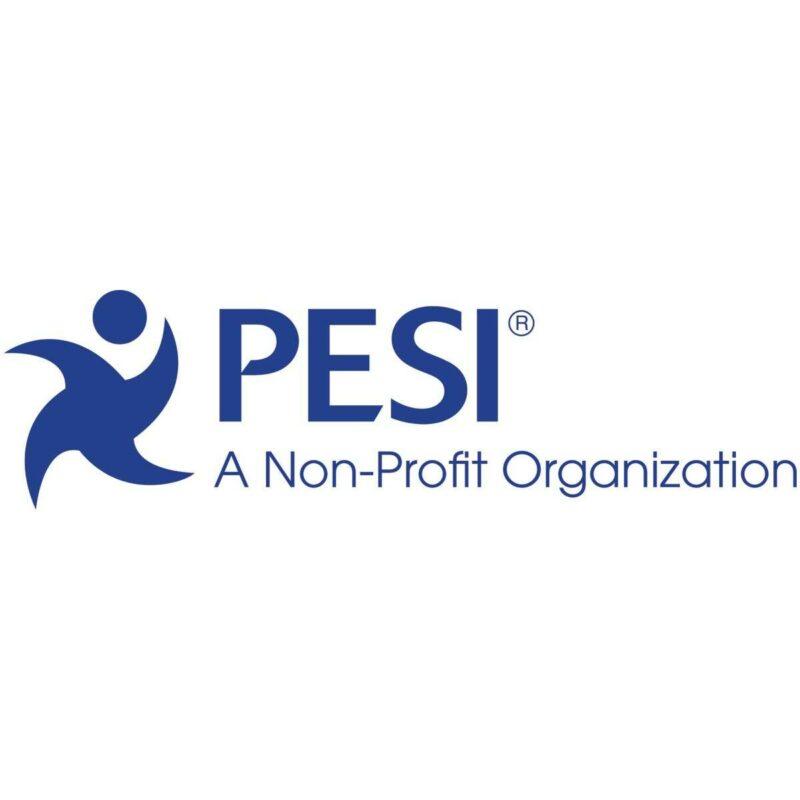 PESI Corp Logo Blue