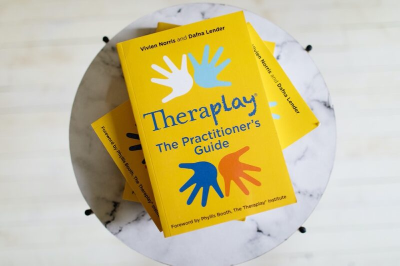 Theraplay book cover